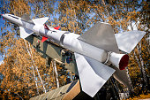 Soviet surface-to-air missile system Newa