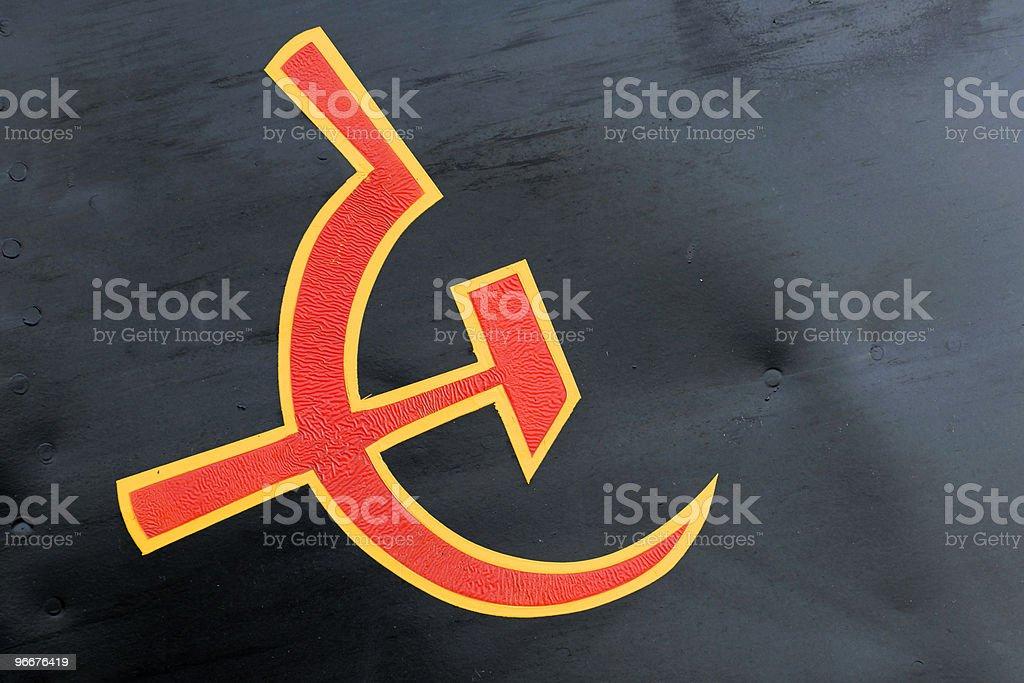 Soviet Union royalty-free stock photo