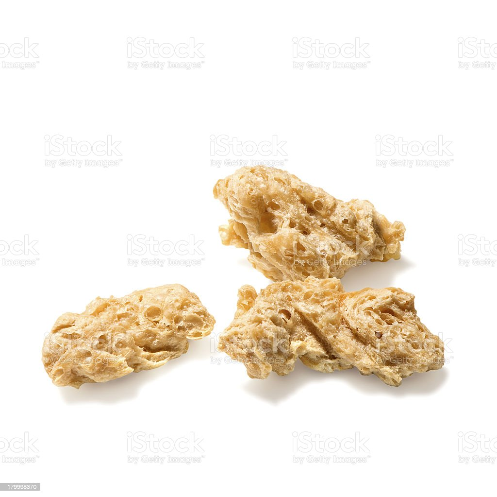 Soy Nuts royalty-free stock photo