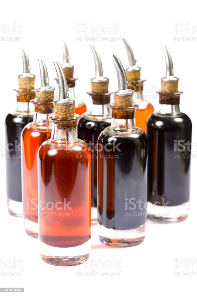 Soya and Chilli Oil royalty-free stock photo