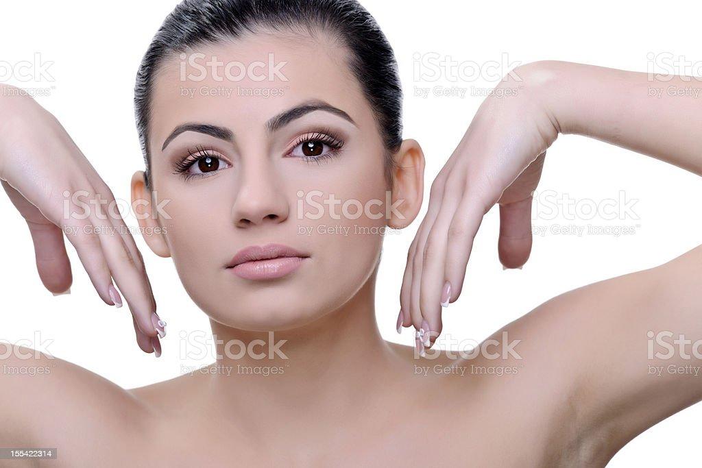 spa et de beauté photo libre de droits