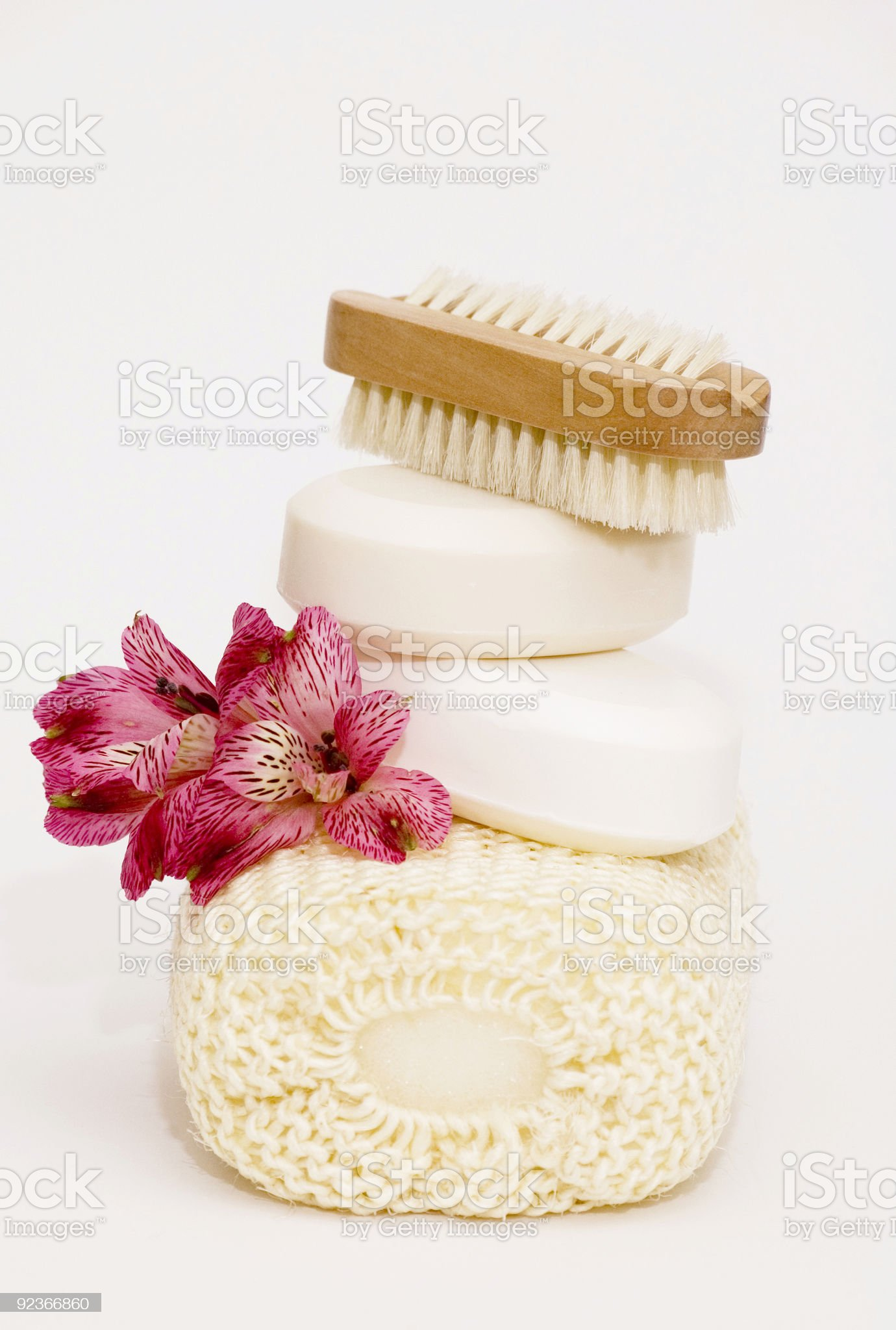 Spa Beauty Therapy royalty-free stock photo