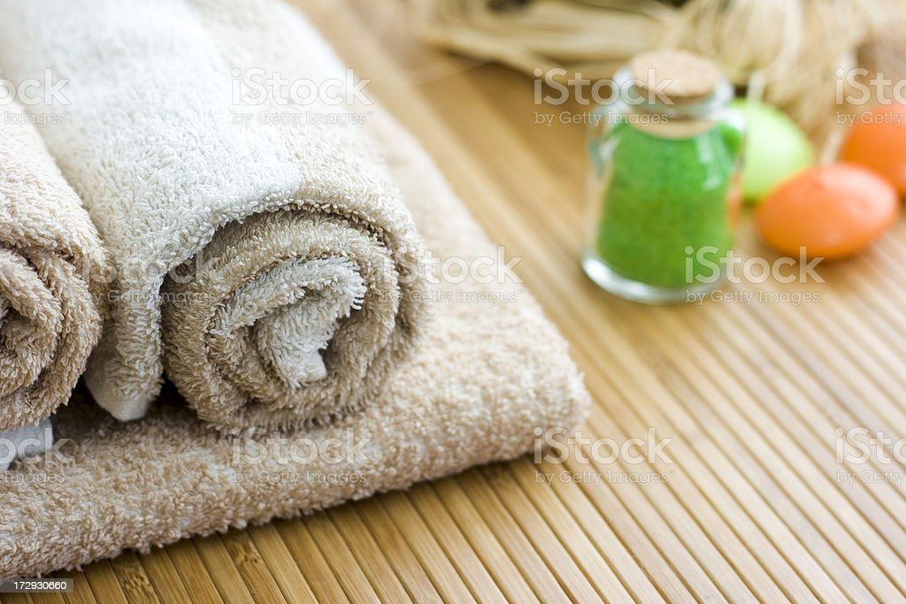 Spa Beauty Treatment stock photo