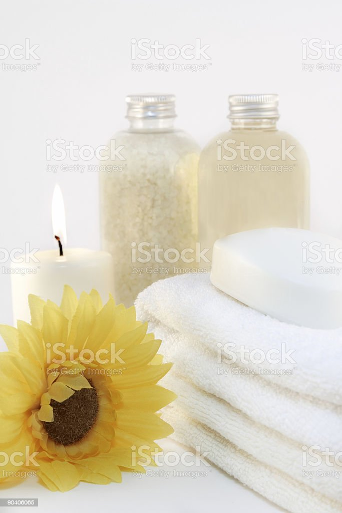 Spa collection #3 royalty-free stock photo