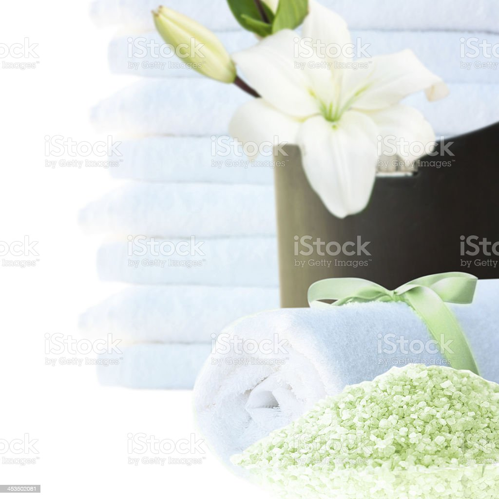Spa concept royalty-free stock photo