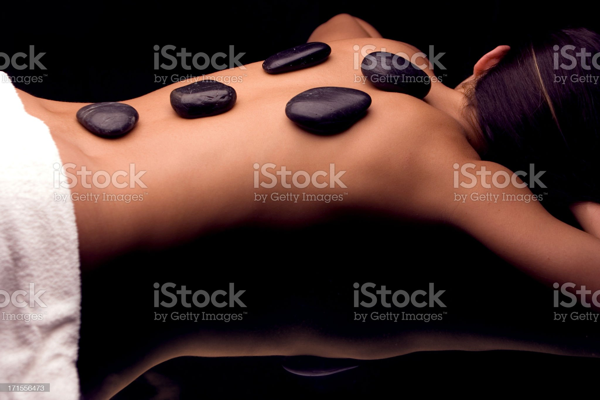 Spa Dream I royalty-free stock photo