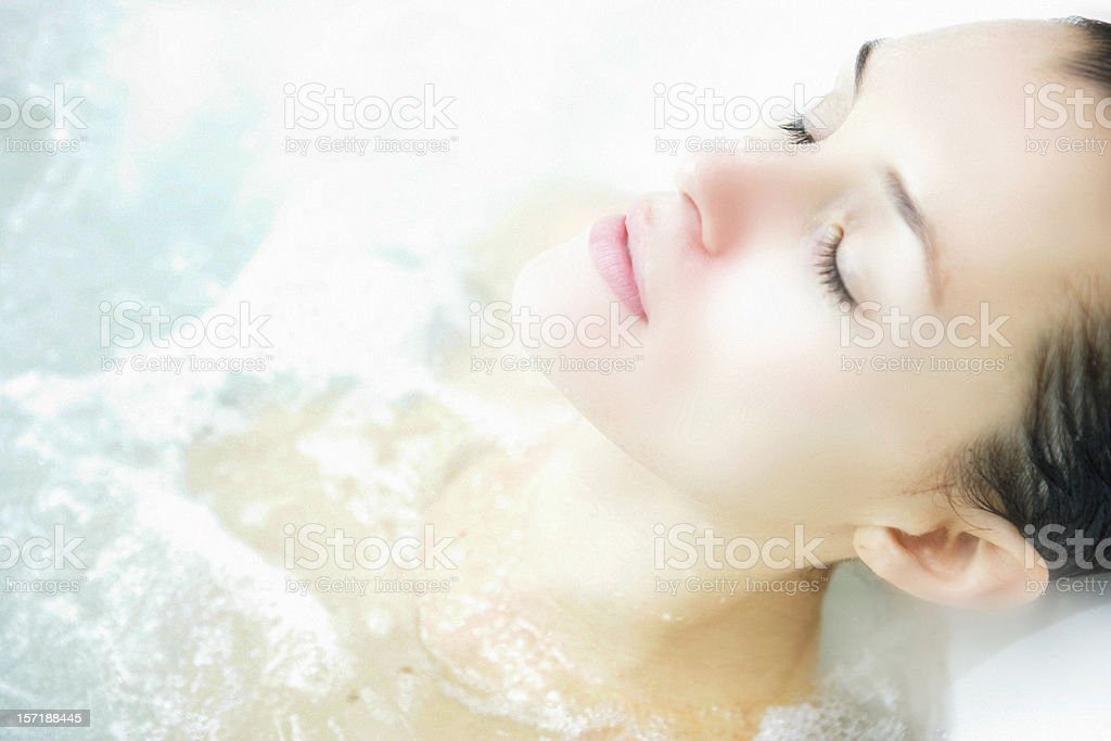 Spa dreams stock photo