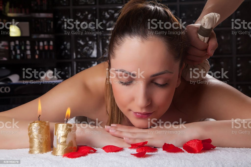 spa environment stock photo