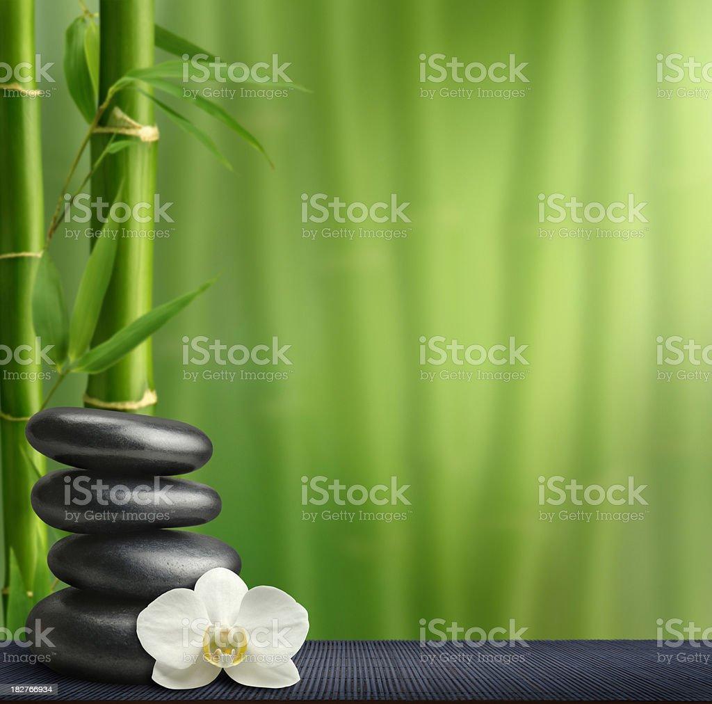 Spa Essence royalty-free stock photo