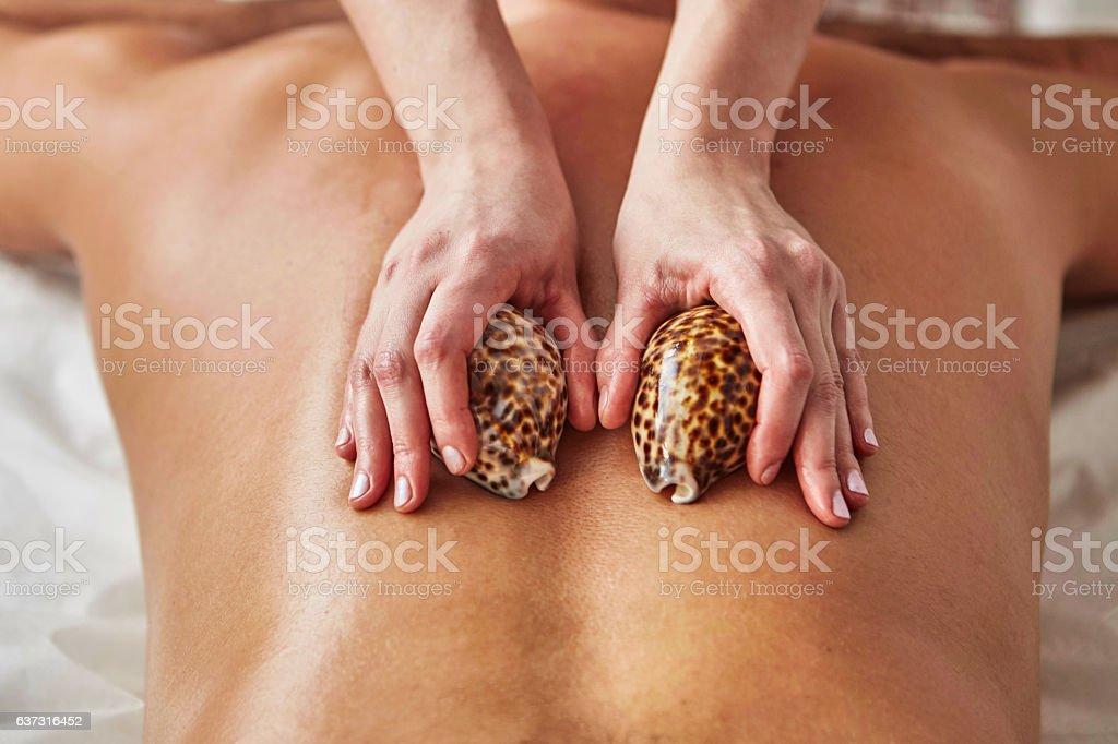 spa for men stock photo