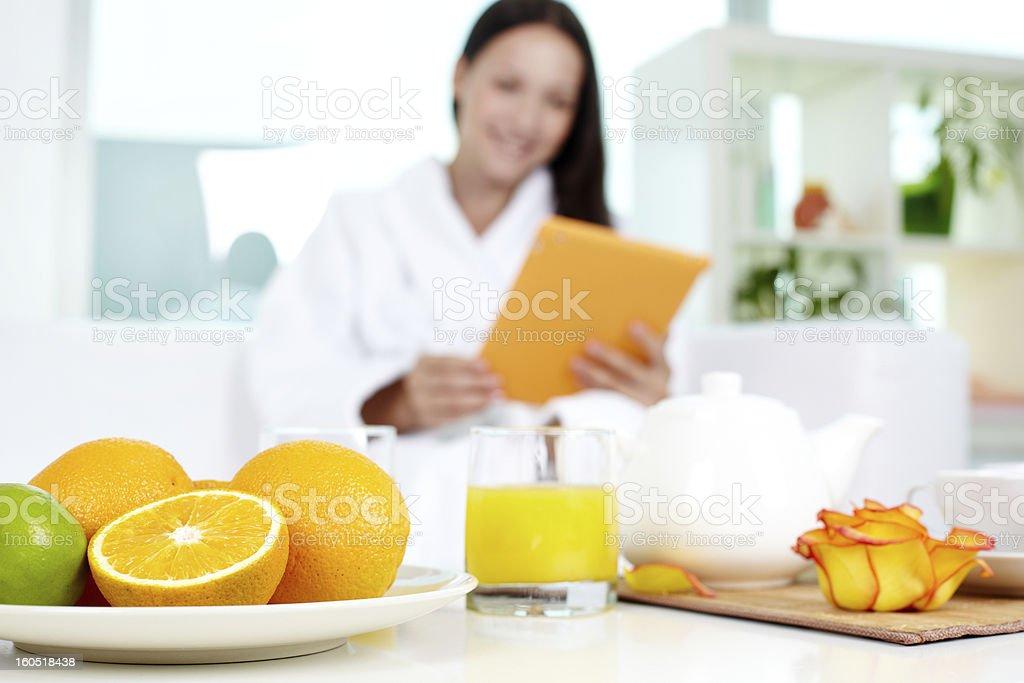 Spa hospitality royalty-free stock photo