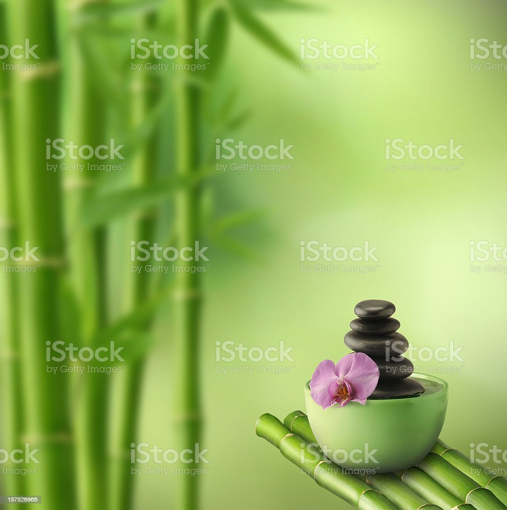 Spa Indulgence royalty-free stock photo
