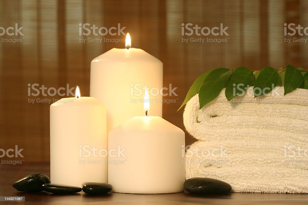 spa objects indoor royalty-free stock photo