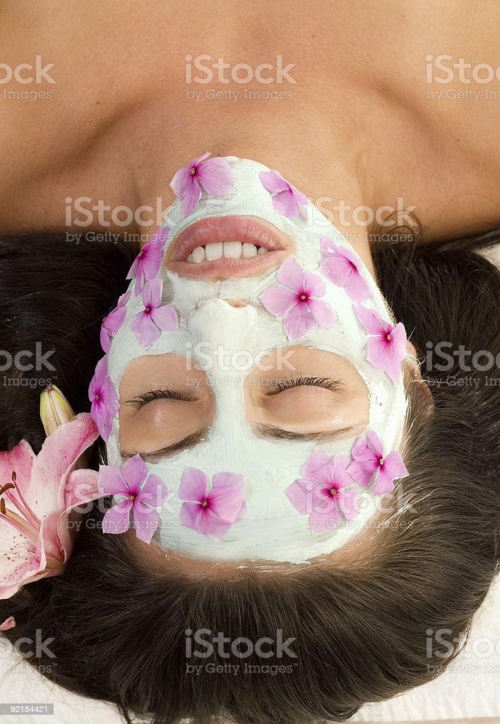 Spa Radiance royalty-free stock photo