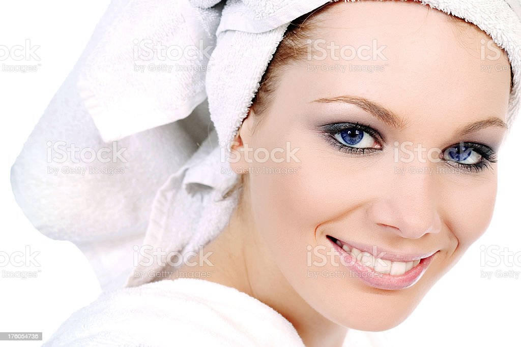 Spa Relaxation royalty-free stock photo