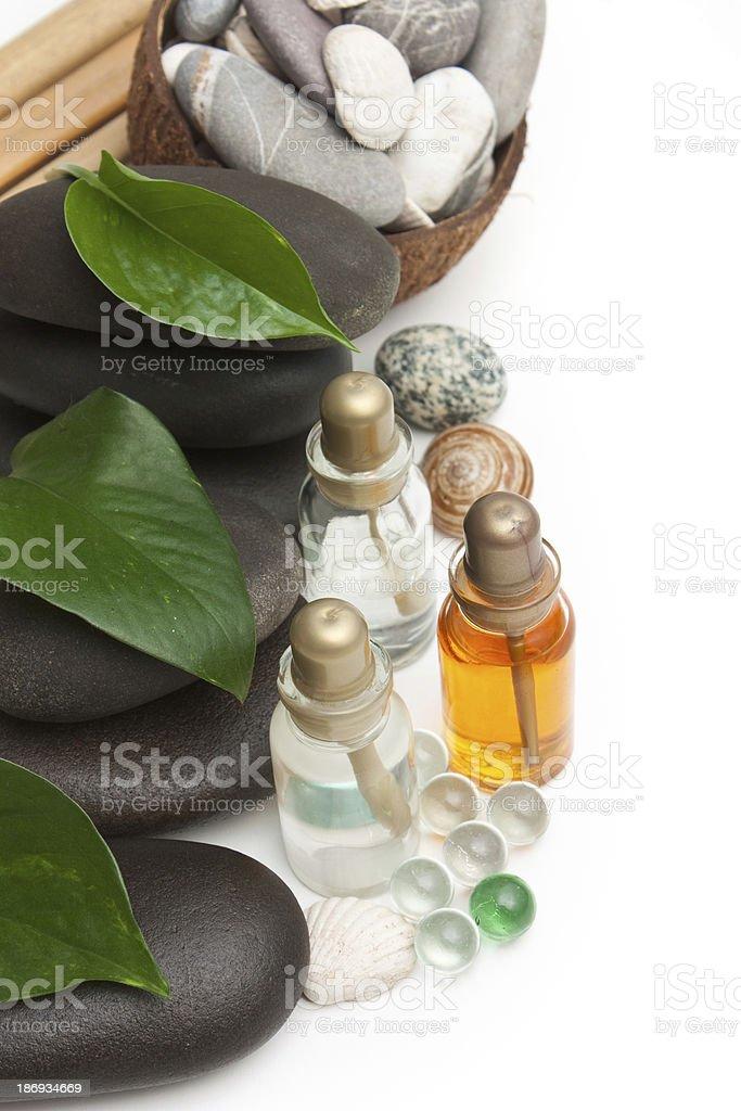 spa relaxation treatments royalty-free stock photo