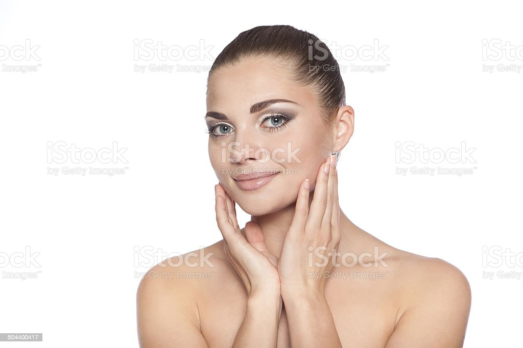 Spa salon stock photo