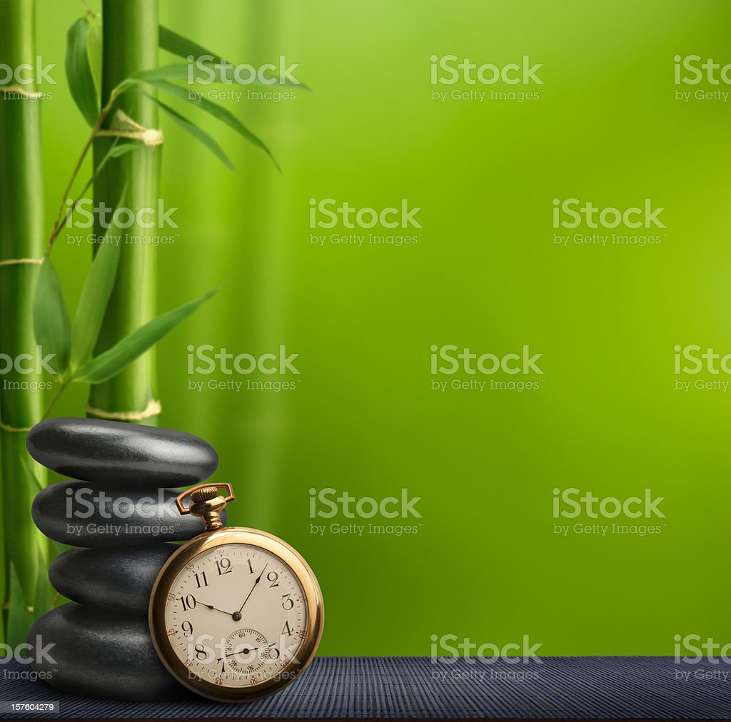 Spa Time royalty-free stock photo