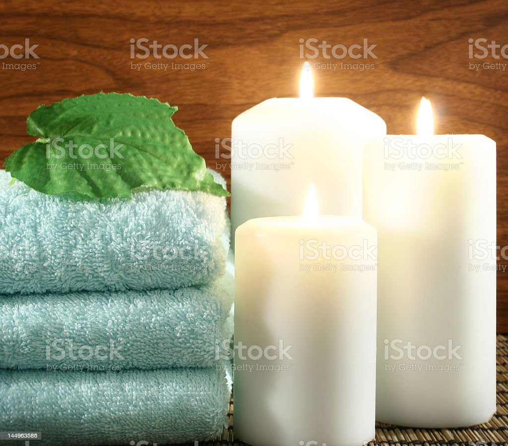 Spa to relax royalty-free stock photo