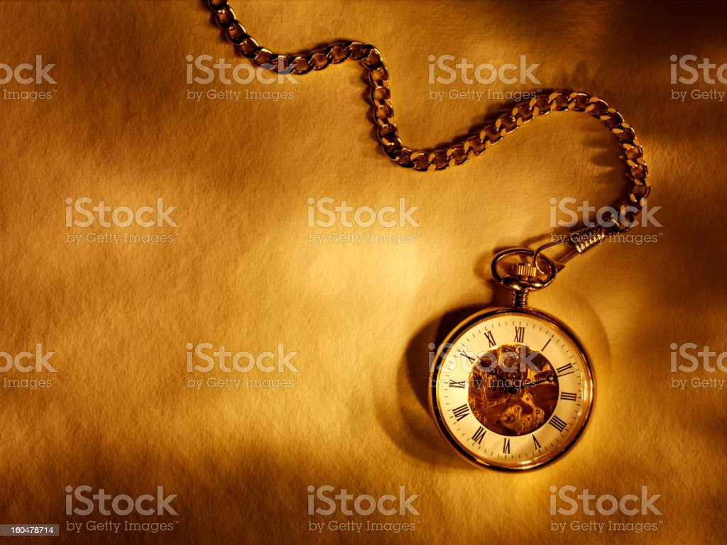 Space and Time stock photo