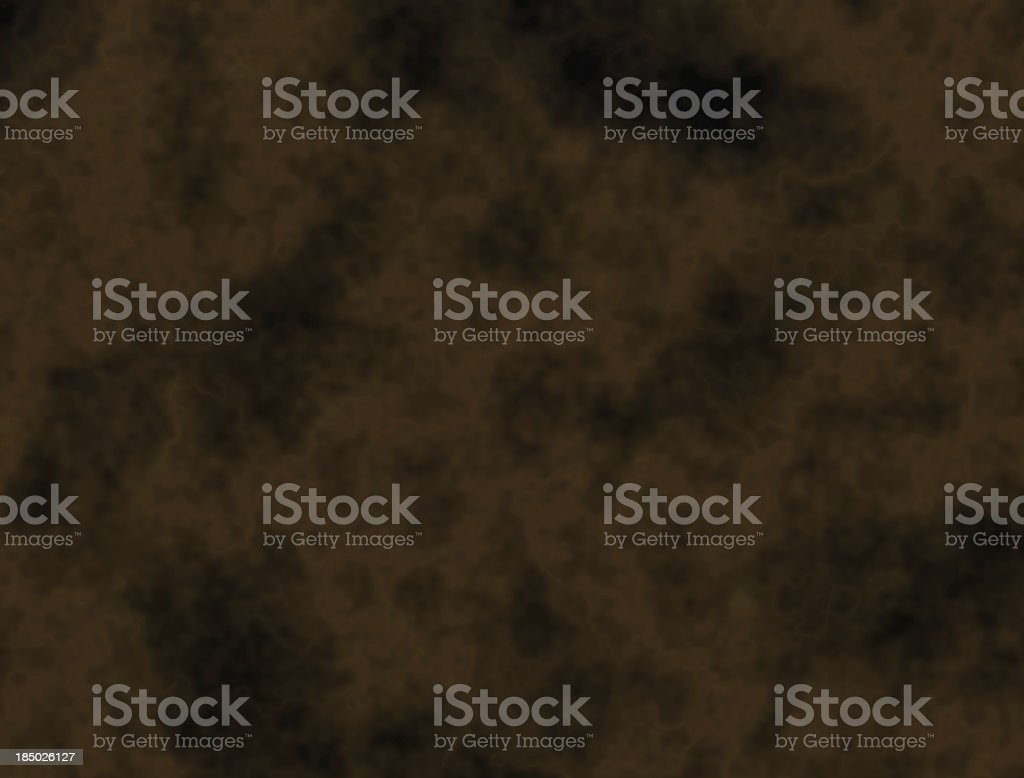 Space nebula - brown abstract background royalty-free stock photo