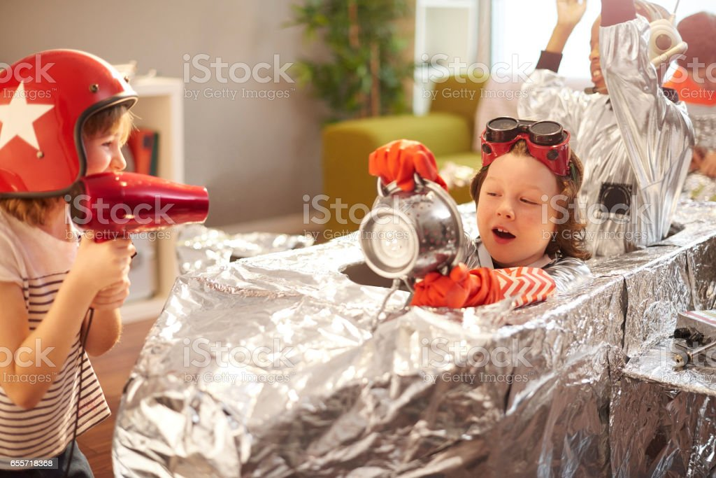 space play stock photo