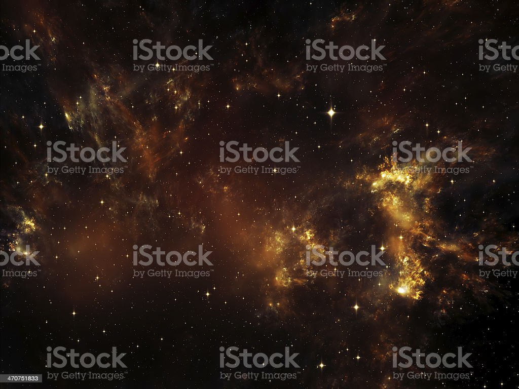 Space Texture royalty-free stock vector art