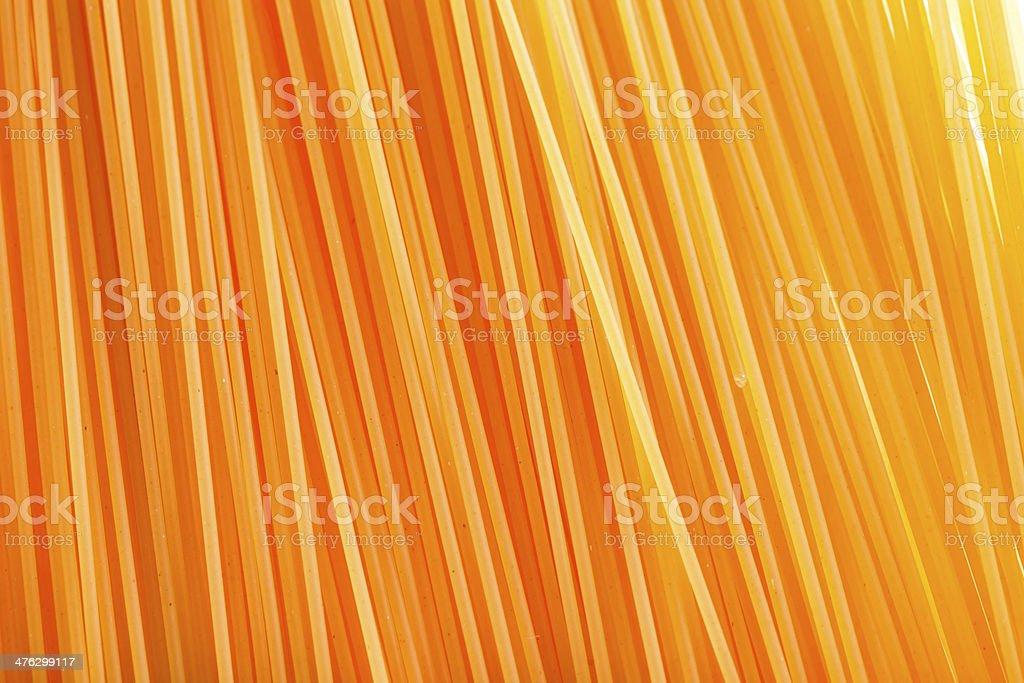 Spaghetti pasta royalty-free stock photo