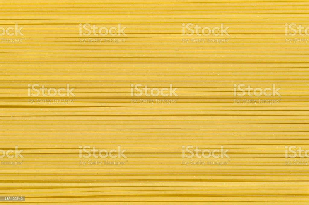 Spaghetti (Full Frame, horizontal) stock photo