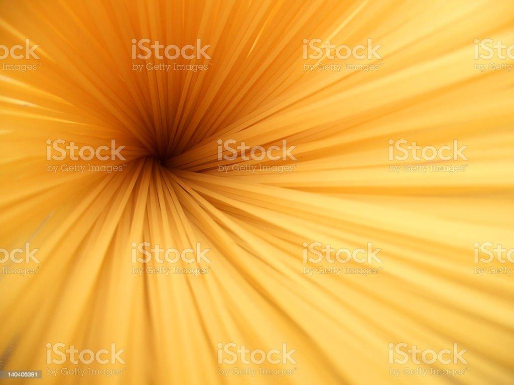Spaghetti tunnel royalty-free stock photo