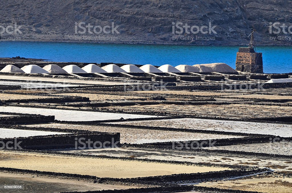 Spain, Canary island stock photo
