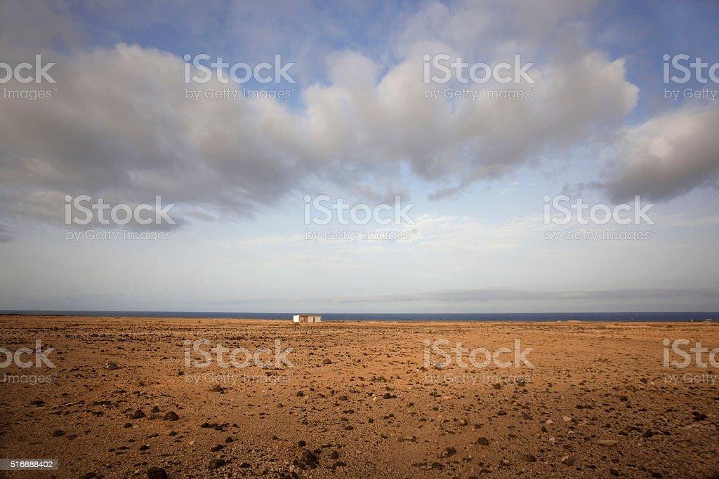 Spain, Canary Islands, Fuerteventura stock photo