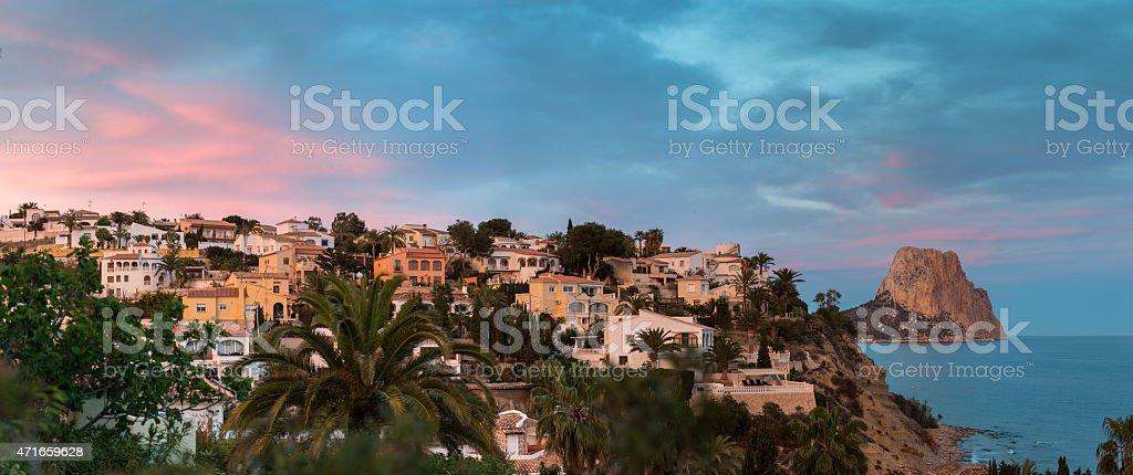 Spain - Costa Blanca stock photo