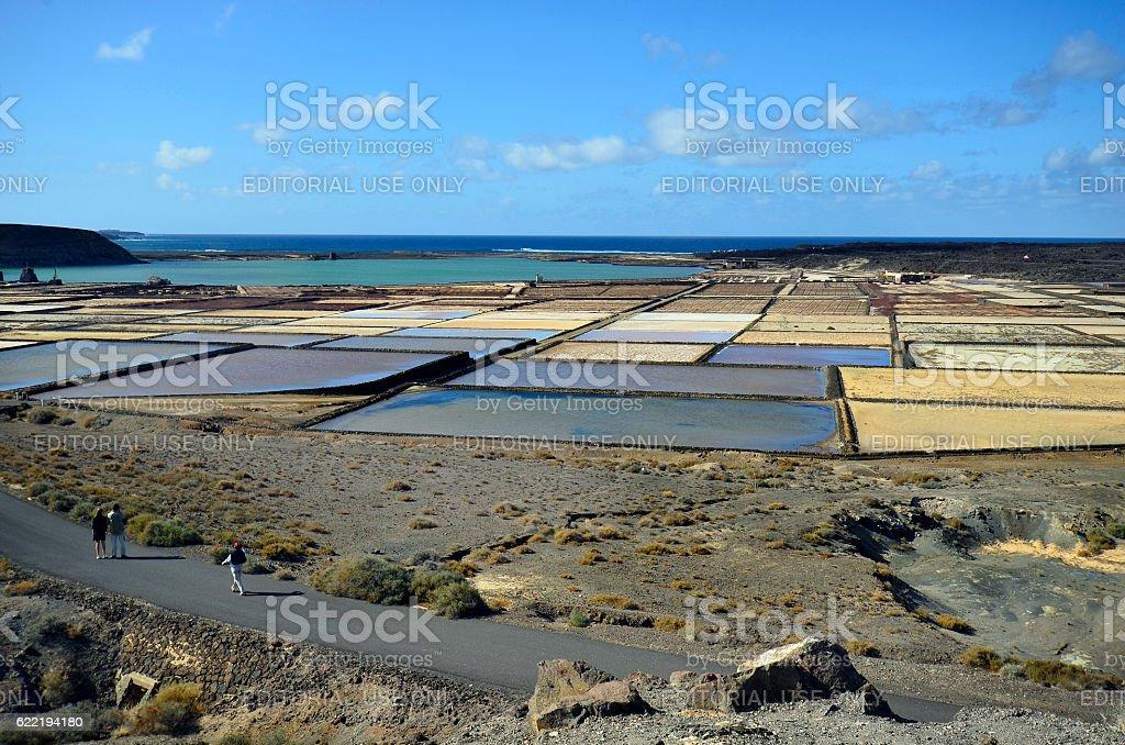 Spain, Lanzarote stock photo