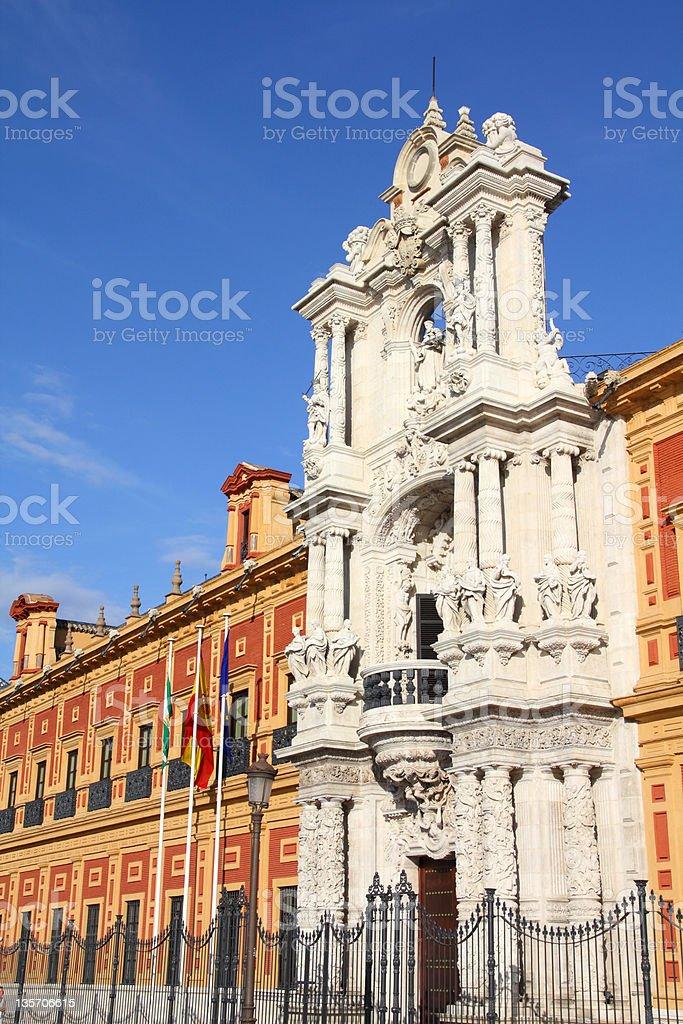 Spain - Seville stock photo