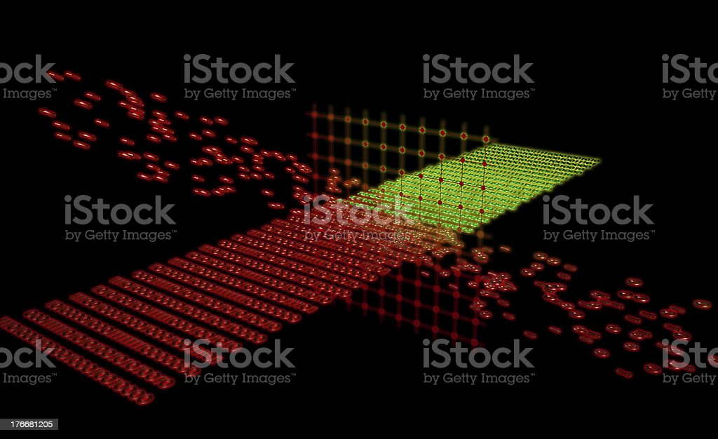 spam firewall royalty-free stock photo