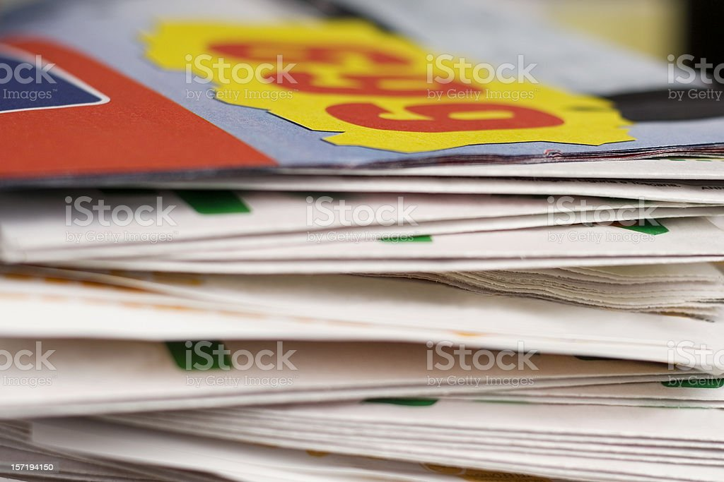 Spam! royalty-free stock photo