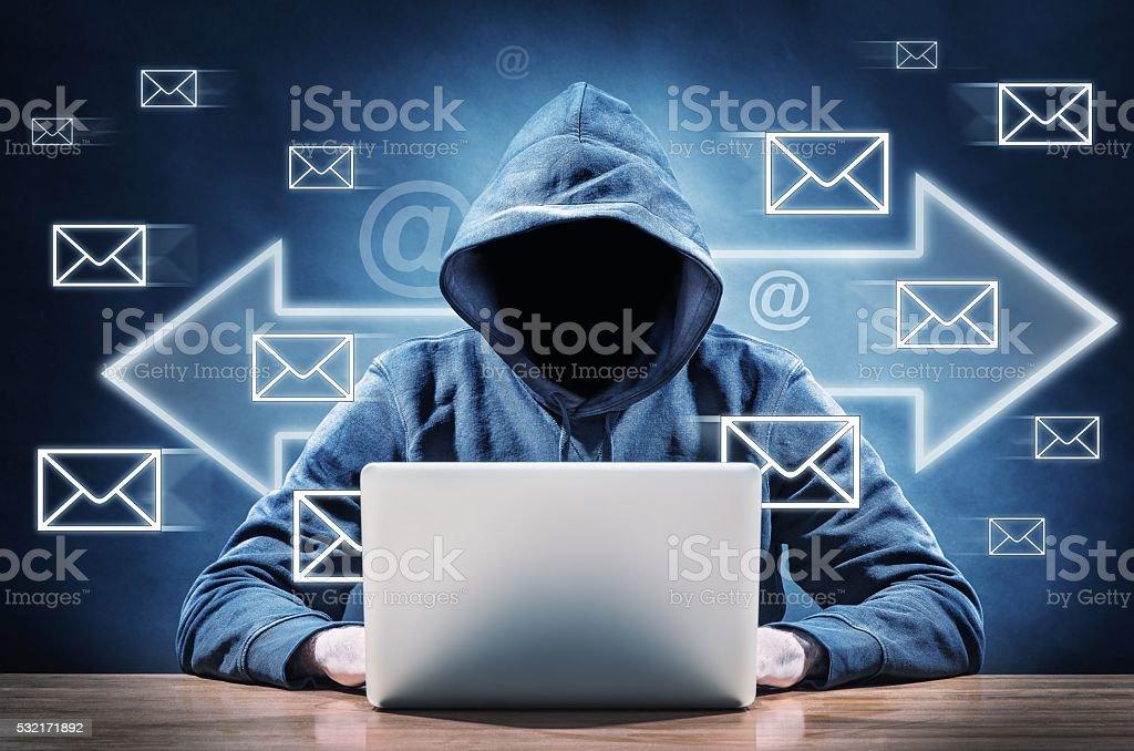 spam stock photo