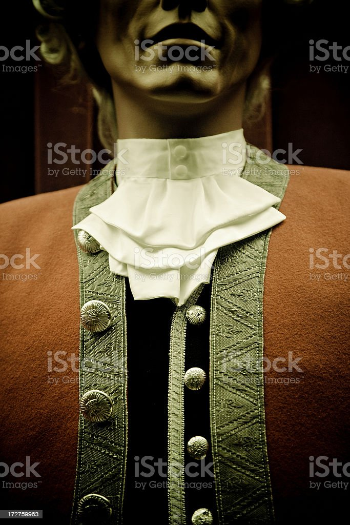 spanish uniform royalty-free stock photo