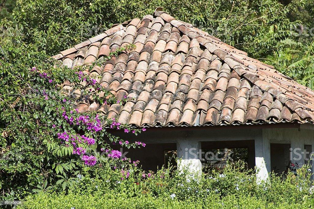 Spanish Villa royalty-free stock photo