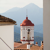 Spanish village in the heart of the mountains - Genalguacil