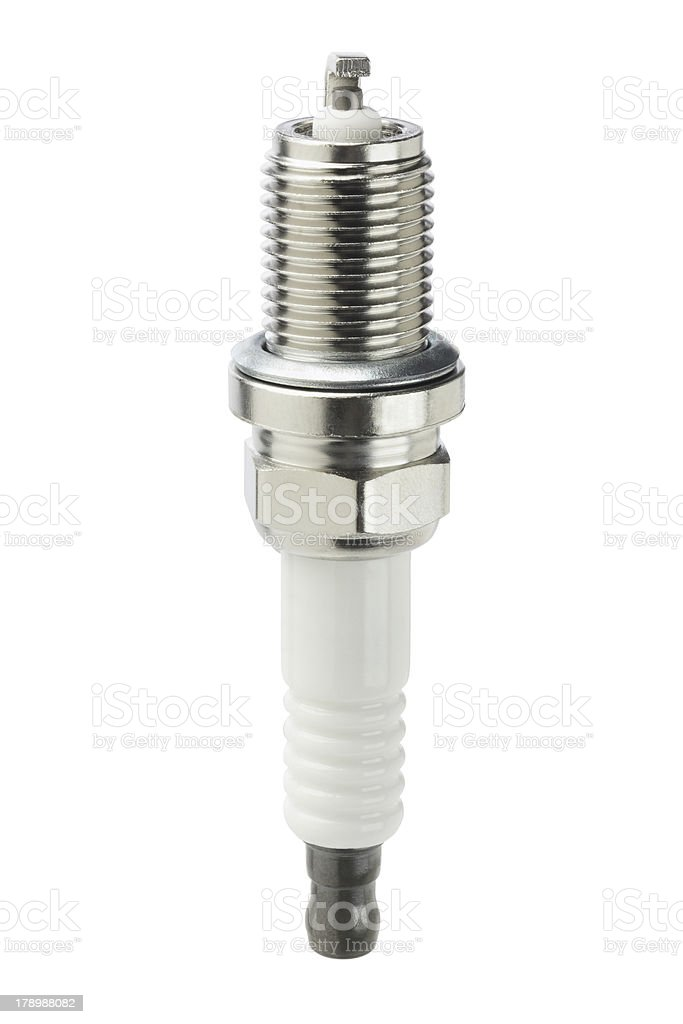 Spark Plug royalty-free stock photo