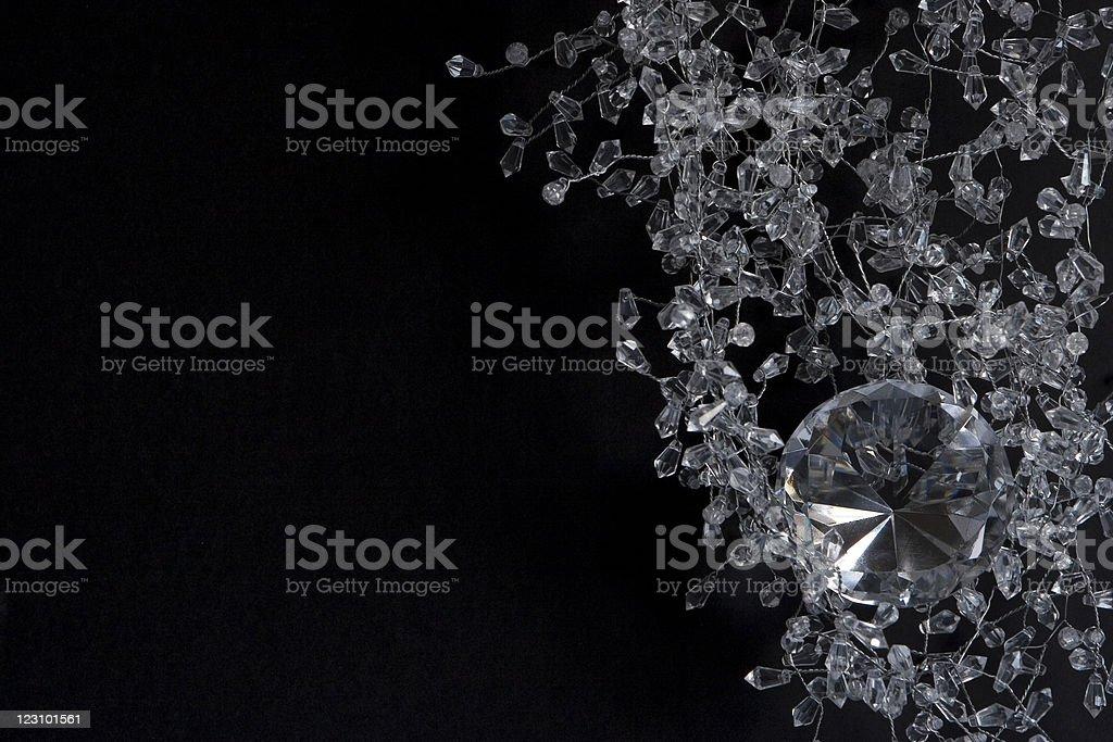 Sparkle Background royalty-free stock photo