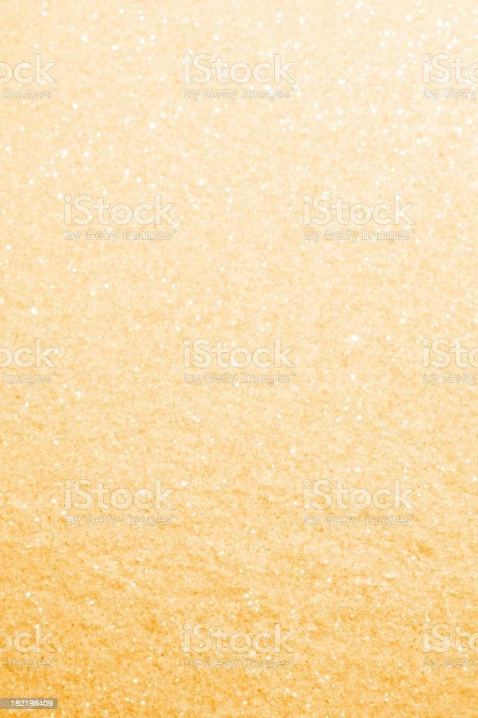 Sparkle Beach Sand Background stock photo