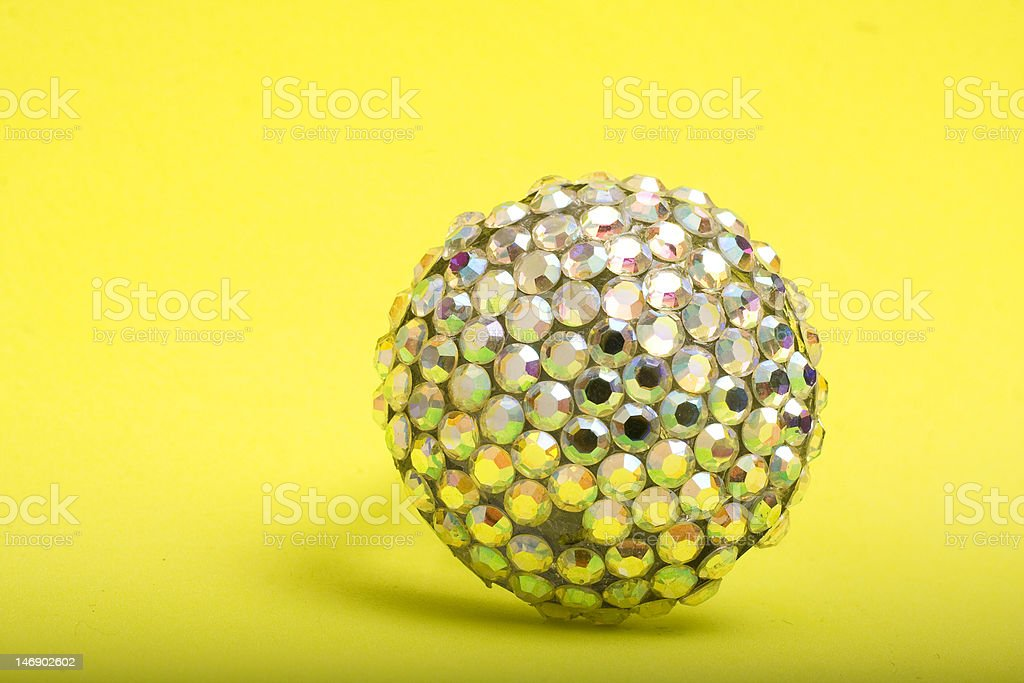 Sparkle Orb stock photo