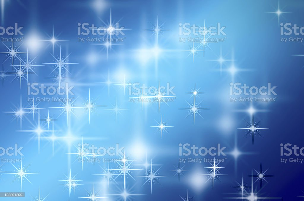 sparkles vector art illustration