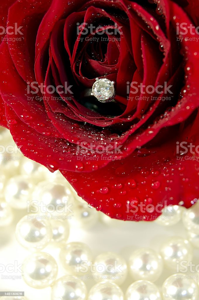 Sparkling Affection royalty-free stock photo