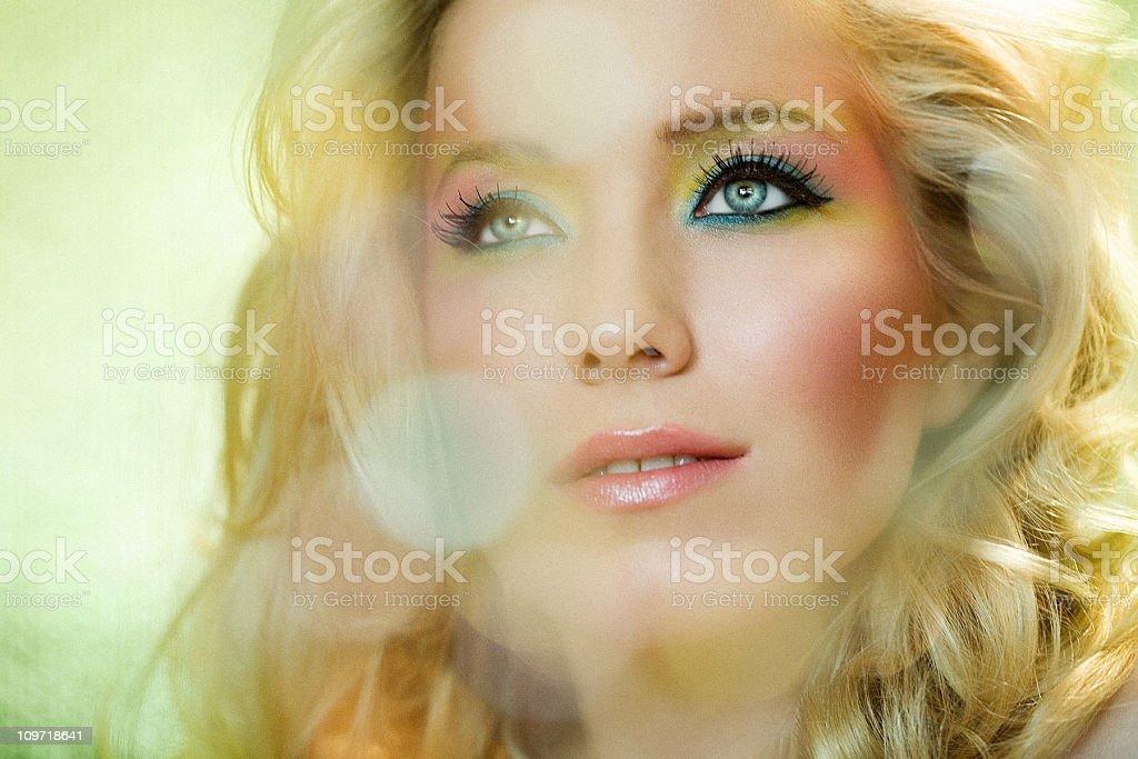 Sparkling Beauty royalty-free stock photo