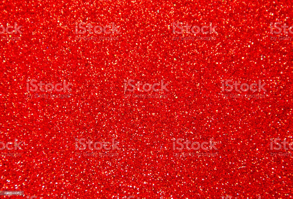 Sparkling Christmas Red Background stock photo