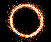 Sparkling Ring of Fire